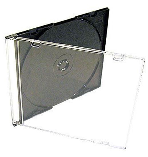 Picture of Slim Single CD Case (3 Cases for £1)