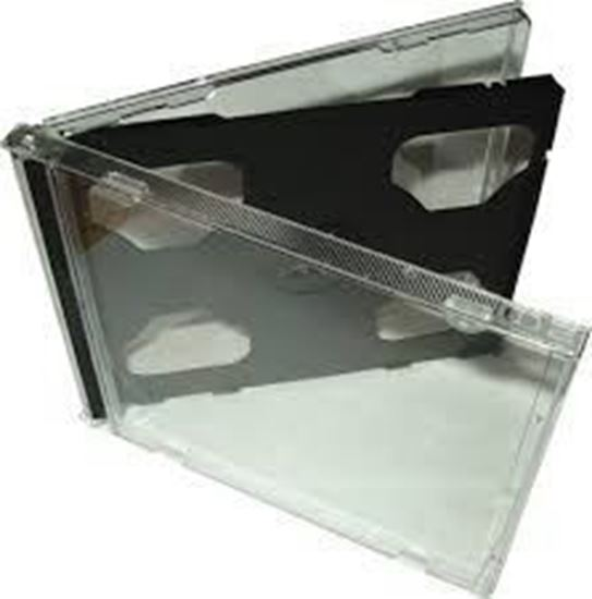 Picture of Double CD Case (3 Cases for £1)
