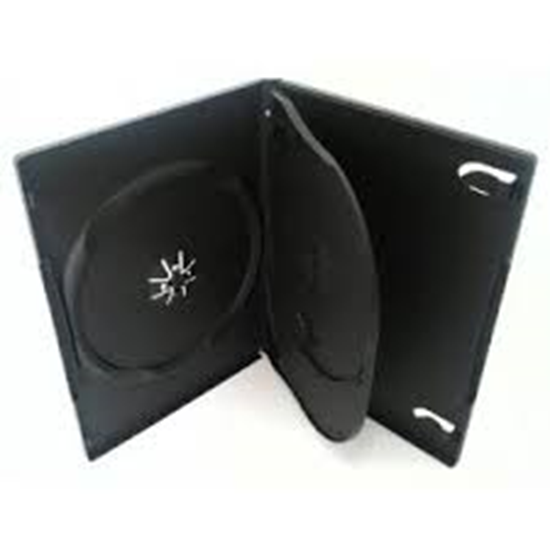 Picture of 3 Way DVD Case (3 Cases for £1)