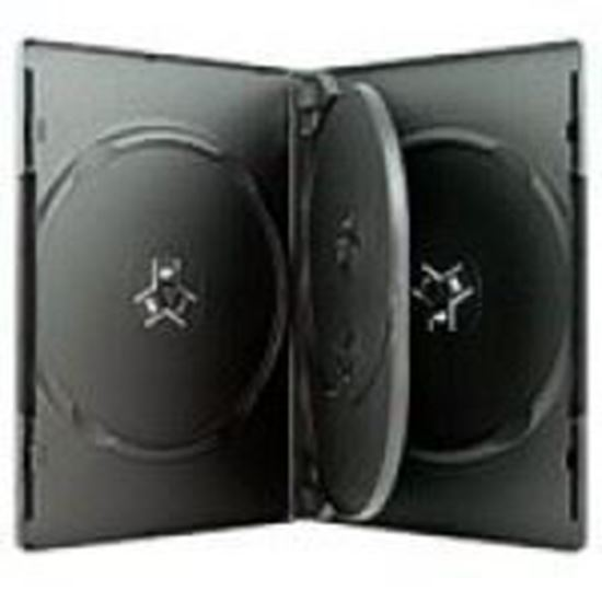 Picture of 4 Way DVD Case (3 Cases for £1)