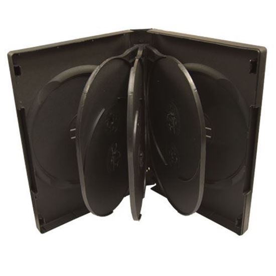 Picture of 8 Way DVD Case (2 Cases for £1)