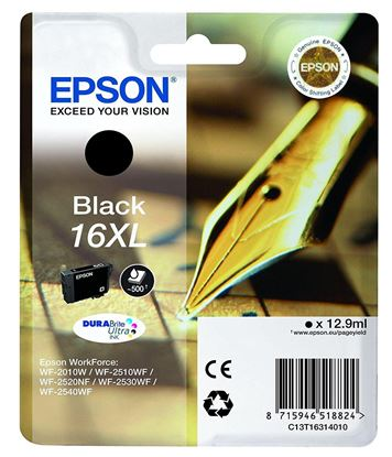 Picture of Compatible EPSON 16XL - Multipack
