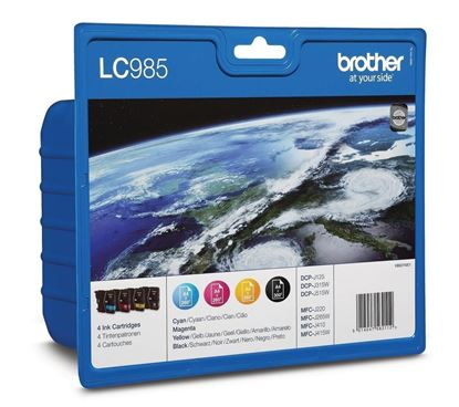 Picture of Compatible BROTHER LC985 - Multipack