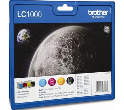 Picture of Compatible BROTHER LC51/LC970/LC1000 XL Ink - Multipack